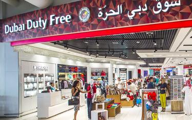 迪拜国际机场T2航站楼(抵达厅2号免税店)