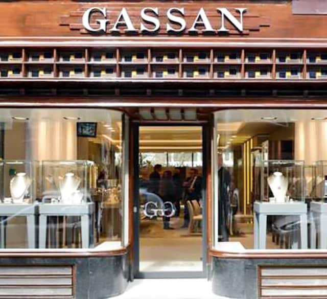 GASSAN P.C.(霍夫特大街84号精品店 )