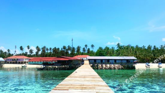 馬布島背包水上屋