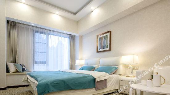 黃石心悦酒店公寓