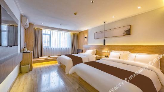 Ripple Hotel(Shijiazhuang Xinbai Plaza Xinhua Fair)