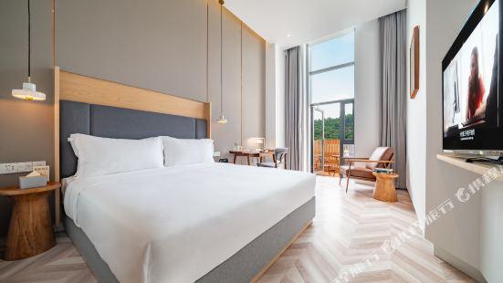 wuyu hotel (chongqingliangjiangxingfuguangchangdian)