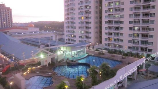D 1B Guesthouse Condo at 1Borneo Kota Kinabalu