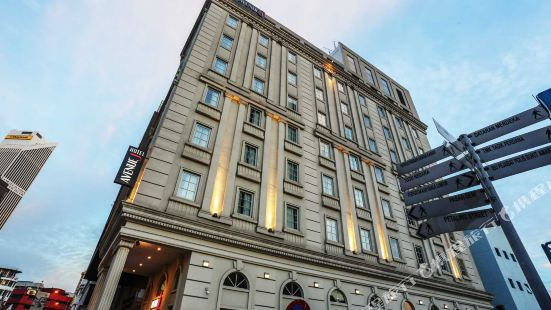 Avenue J Hotel, Central Market