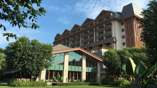Resorts World Sentosa - Equarius Hotel Singapore (SG Clean)