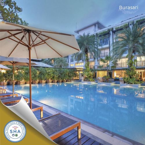 Burasari Patong Resort Phuket
