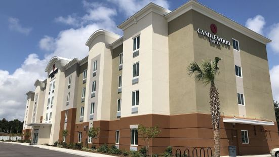 Candlewood Suites Panama City Beach Pier