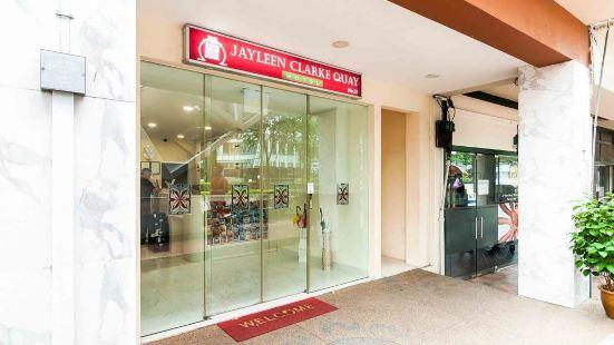 Jayleen Clarke Quay Hotel