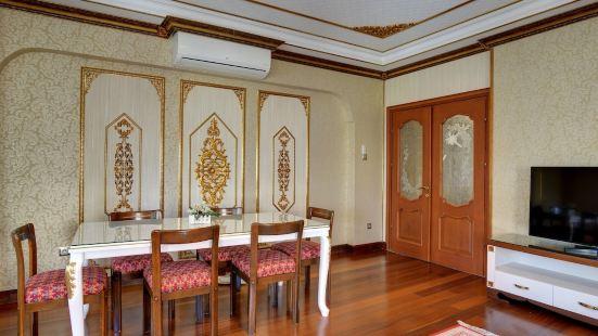 EMIRGANLI OTTOMAN HOUSE