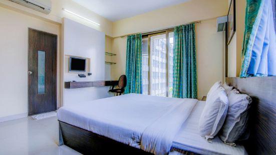 Seven Serviced Apartments, Worli