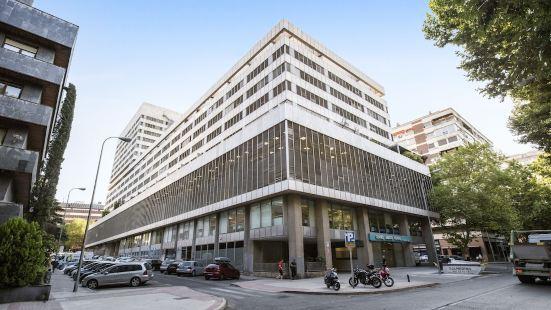 馬德里歐洲建築 2 號皮耶雷假日公寓酒店