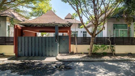 Anb Pool Villa 2Br Red in Pattaya