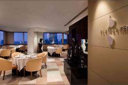 上海明天广场JW万豪酒店万豪轩中餐厅午市任点任食