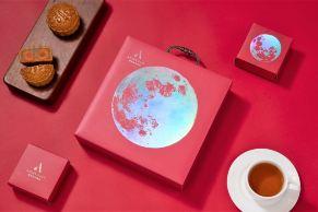广州琥珀东方酒店 时尚大床房 2晚 + 中秋月饼礼盒 1份 + 早餐每日1份