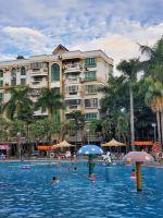 柏曼酒店(广州番禺汉溪长隆星河湾店)酒店花园泳池亲子门票