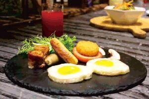 重庆喜来登大酒店盛宴标帜西餐厅 单人自助早餐