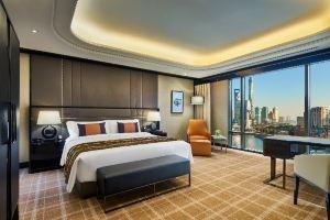 上海苏宁宝丽嘉酒店 豪华江景客房 2晚 + 500元餐饮或水疗消费,或月饼礼盒一份 1份