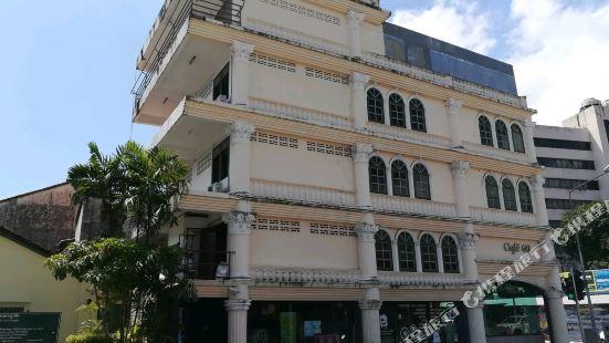 Cafe66 Hostel Phuket