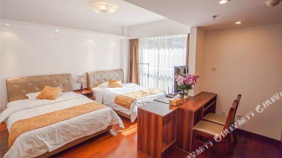 City Guest Holiday Apartment (Qingdao Laoshan Damuzhi Shenlan Apartment)