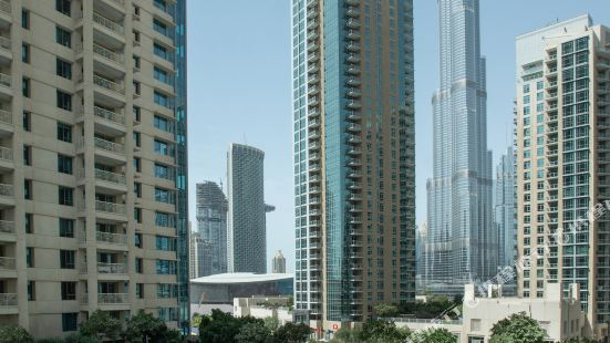 Dream Inn Dubai Apartments - 29 Boulevard
