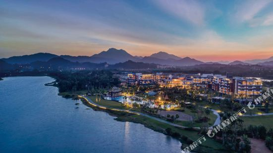 Double Tree Resort By Hilton Hainan Lakeside