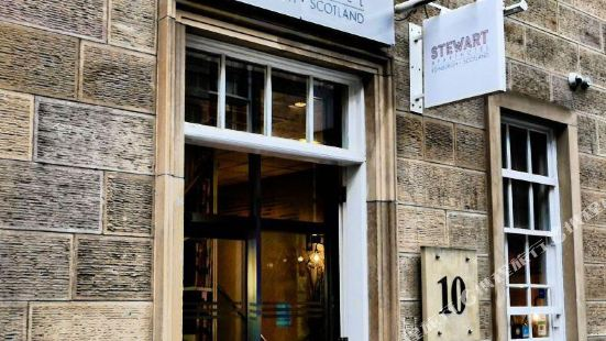 Stewart by Heeton Concept – Aparthotel Edinburgh