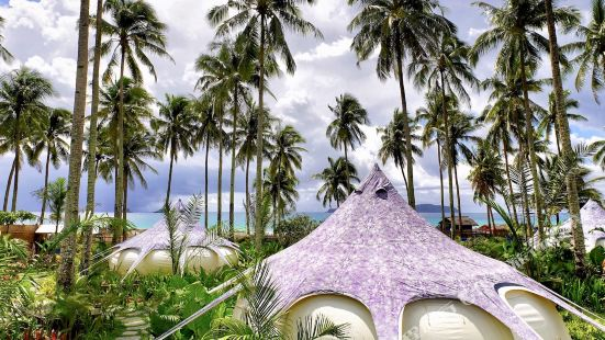 Nacpan Beach Glamping (Adult Only)