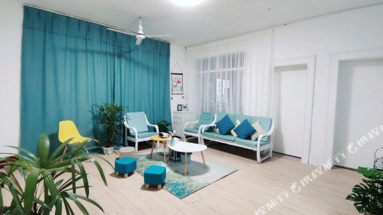 桂林陽朔西街三室一廳/簡單舒適公寓