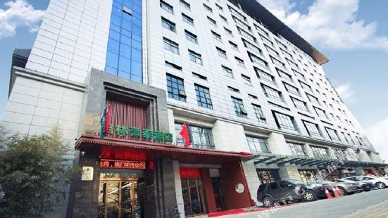 GreenTree Inn (Xi'an Big Wild Goose Pagoda Tang Paradise Business)
