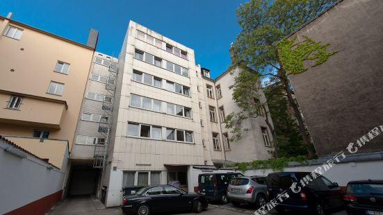 Pension Alpha Frankfurt City