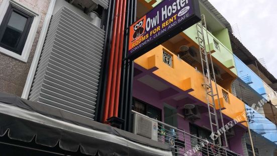 Owl Hostel Pattaya