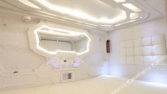 廣州旅途中太空艙青年旅舍