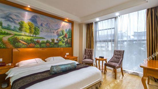Rongsen Business Hotel (Shiquan Street Master of the Nets Garden)