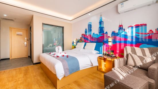 Huayi Select Hotel (Fuping Pinyang Avenue store)