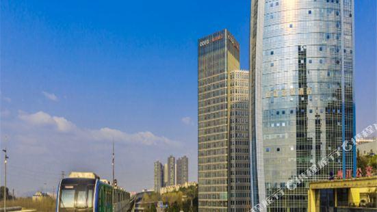 Liangjiang Shengjin Hotel (Chongqing Garden Expo Park)