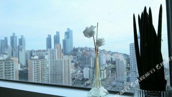 海雲台海景舒適之家公寓6號店