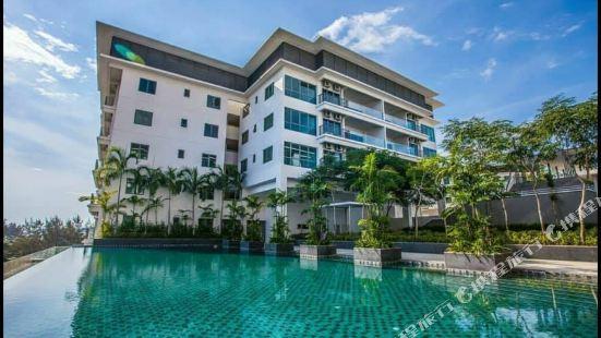 Sunny Homestay @ the Loft Imago Kota Kinabalu