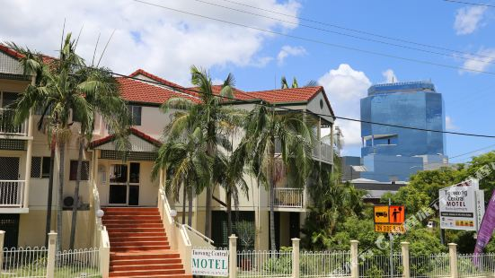 Toowong Central Motel Apartments Brisbane