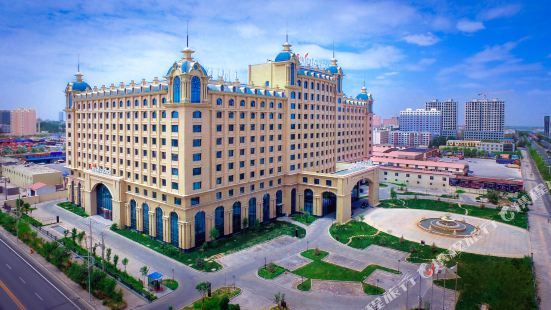 青海凱邦瑞斯麗大酒店