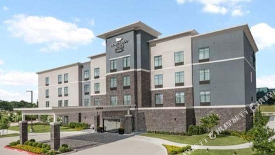 紀念城休斯頓I-10W希爾頓惠庭套房酒店; TX