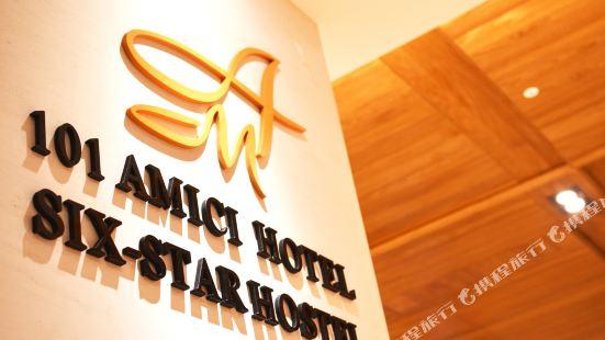 101 Amici Hotel Six Star Hostel