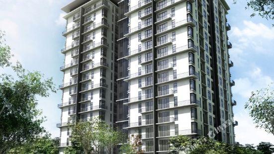 90 Sabah Residences @ Suritz Condominium Kota Kinabalu