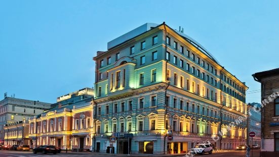 Chekhoff Hotel Moscow Curio Collection by Hilton