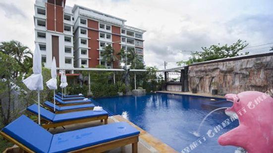 Santiphap Villa and Hotel Phuket