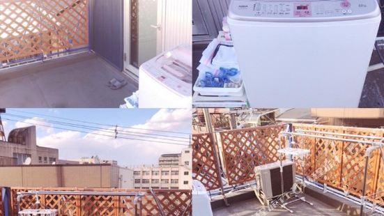 Osaka Sinsei Guest House