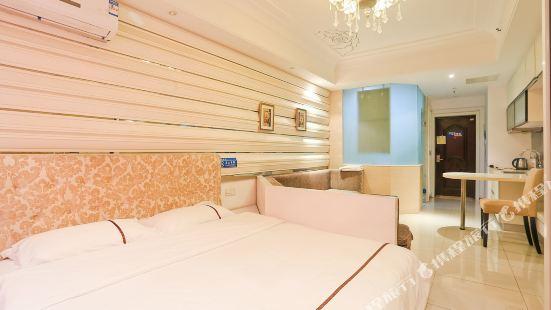 Crystal Orange Apartment(Changsha Xiyingmen Fancheng Branch)