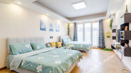 青島華姐公寓