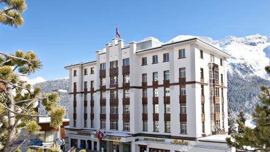 聖莫里茨舒維切爾霍夫酒店