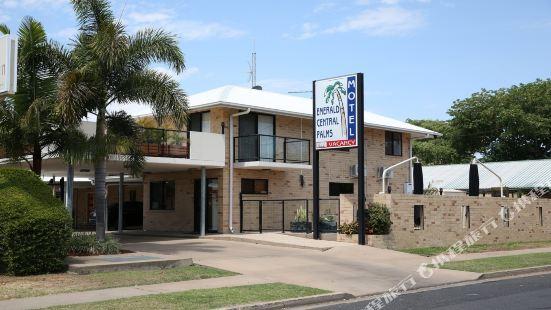 翡翠中央棕櫚汽車旅館
