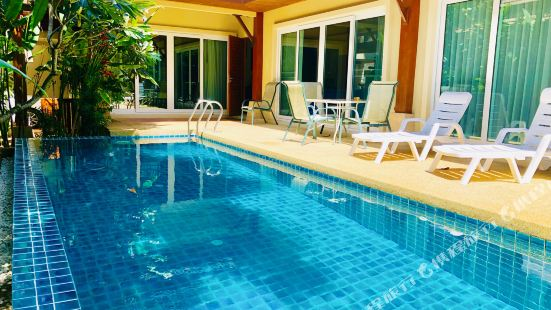 Thai family karon 3 Bedroom pool Villa
